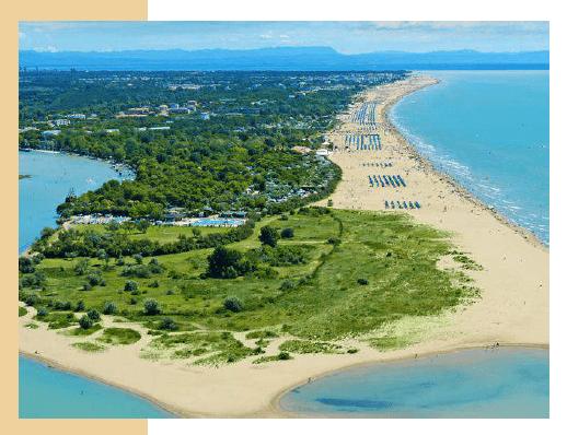Guida di Bibione da scaricare gratuitamente - Hotel Villa del Mar